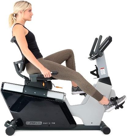 3G Cardio Elite RB Recumbent Exercise Bike