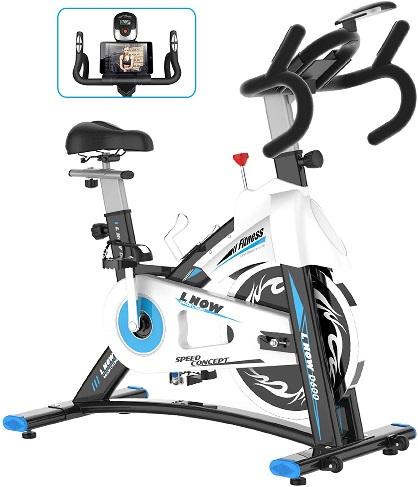 L NOW Indoor Exercise Bike