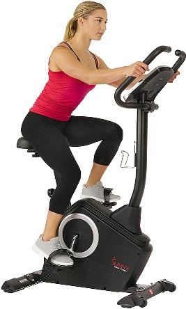 Sunny Health & Fitness Upright Exercise Bike  SF-B2883